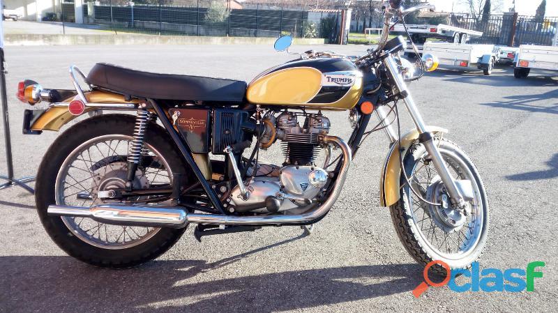 Triumph T120RV Bonneville 9