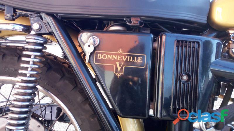 Triumph T120RV Bonneville 10