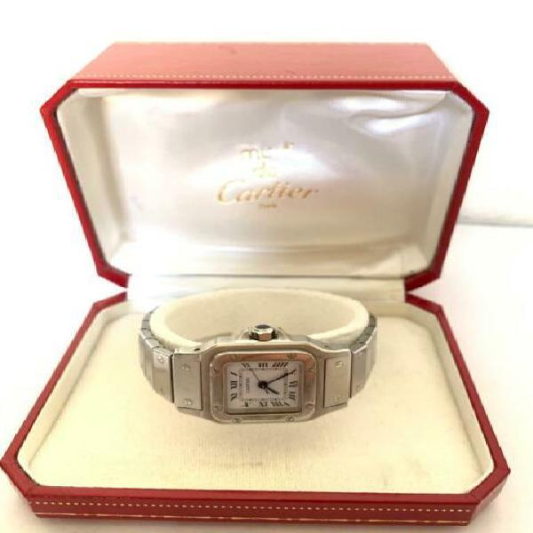 Cartier santos ref 9170901 usato anno 2000