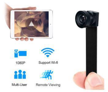Video sorveglianza remoto micro camera grandangolo