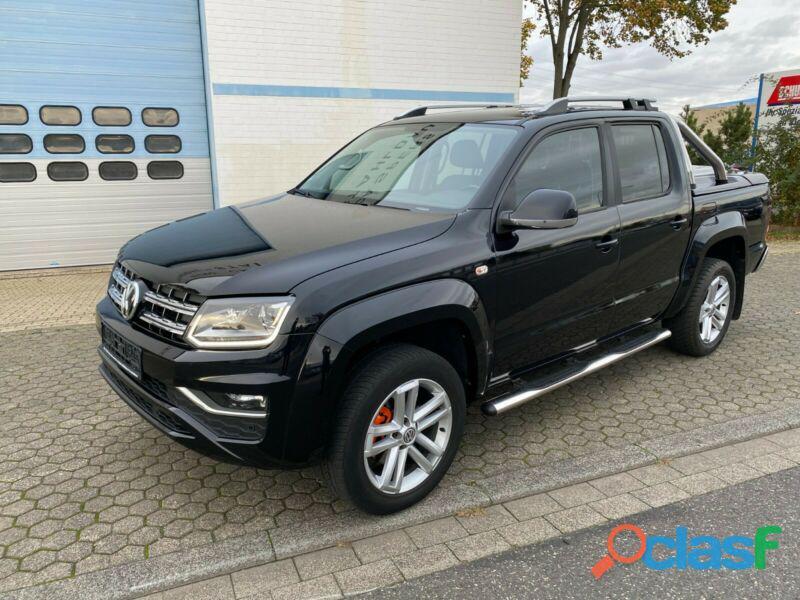 Volkswagen amarok highline 4motion doublecab
