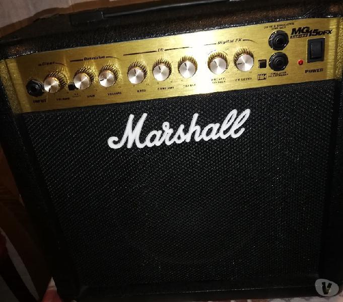 Amplificatore marshall mg15 dfx