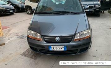 Fiat idea benzina