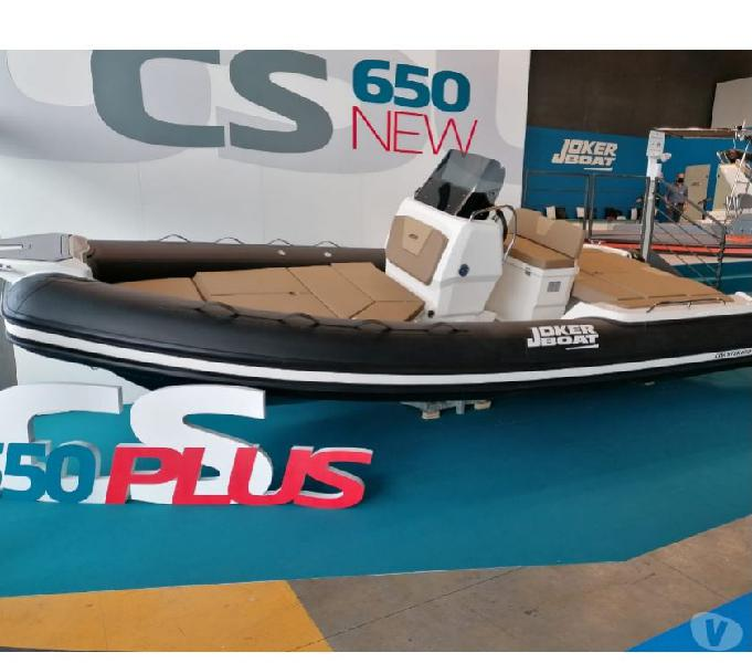 Nuovo joker boat cs650 plus 2021