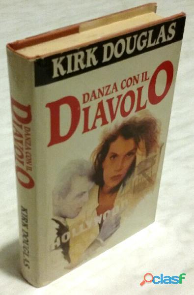 Danza con il diavolo di kirk douglas edizione cde su licenza sperling & kupfer, 1991 perfetto