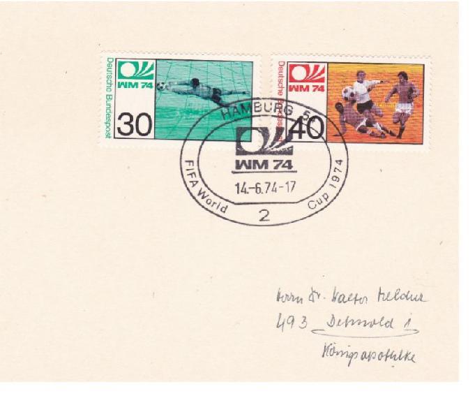 Vendita francobolli
