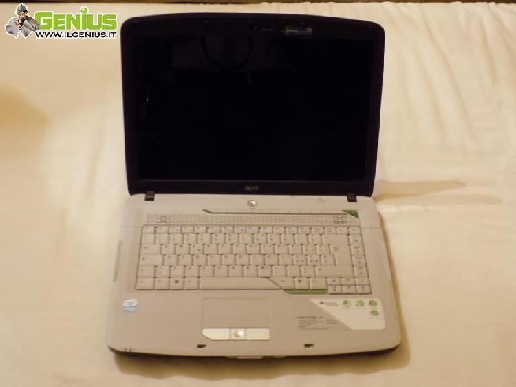 Computer portatile acer serie 5315 con software linux-linpus