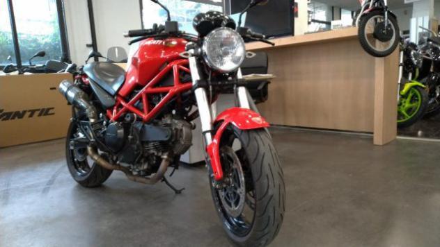 Ducati monster 695 depotenziata rif. 14125212