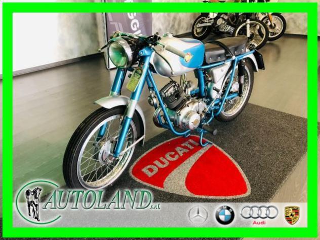 Ducati sport 125 85 sport cavallino iscritta moto d'epoca