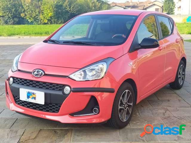 Hyundai i10 benzina in vendita a treviolo (bergamo)