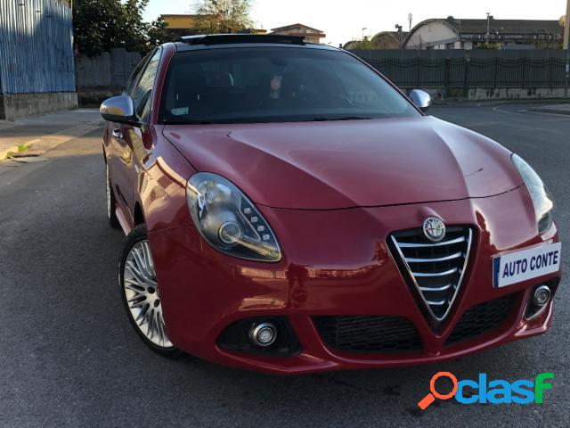Alfa romeo giulietta diesel in vendita a casavatore (napoli)