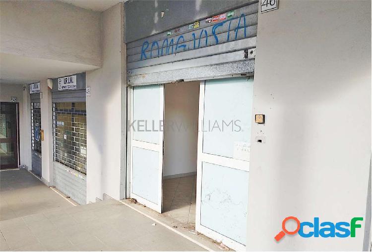 Locale commerciale in via Priolo Gargallo