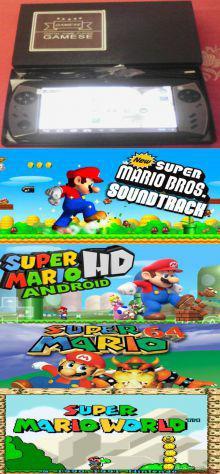 Console nuova android con giochi varie console circa 500