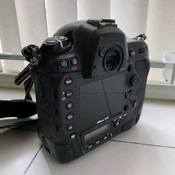 Nikon d4s completa come nuova