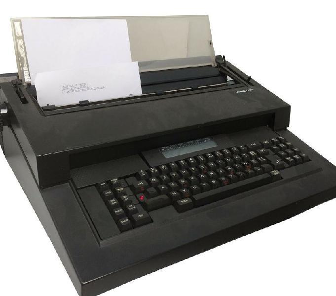 Olivetti et 225 macchina da scrivere elettronica vintage man