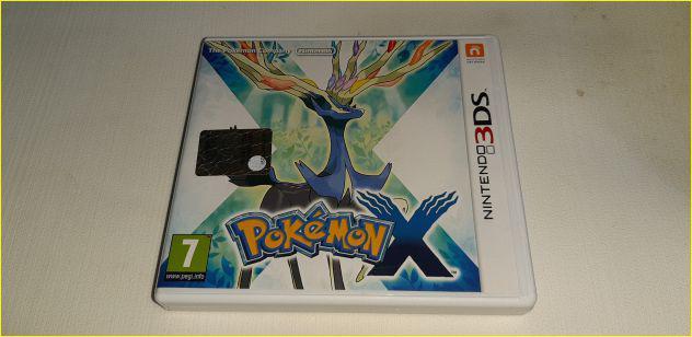 Pokemon x gioco per nintendo 3ds - 3dsxl ita