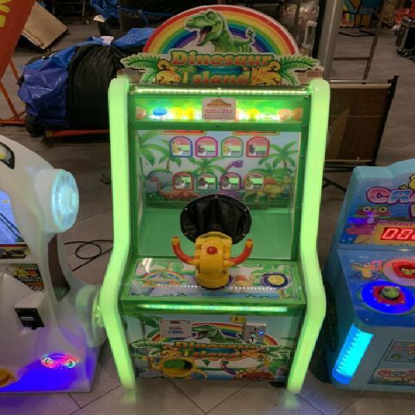 Dinosaur island gioco elettronico bambino a moneta come