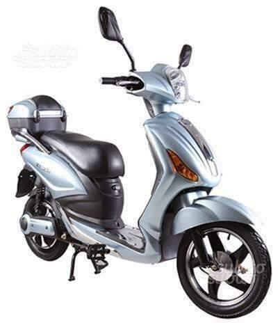 Scooter elettrico 250w ztech nuovo