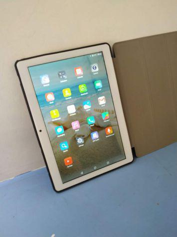 Tablet wowstore 10 pollici dual sim 3g nuovo con 2 anni di