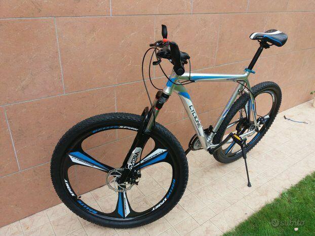 """Bici sport rallye mtb uomo xxl telaio shimano zoom 29"""" blade"""