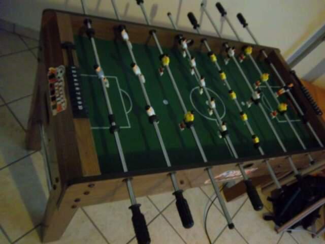 Calcio balilla x ragazzi foot ball fan
