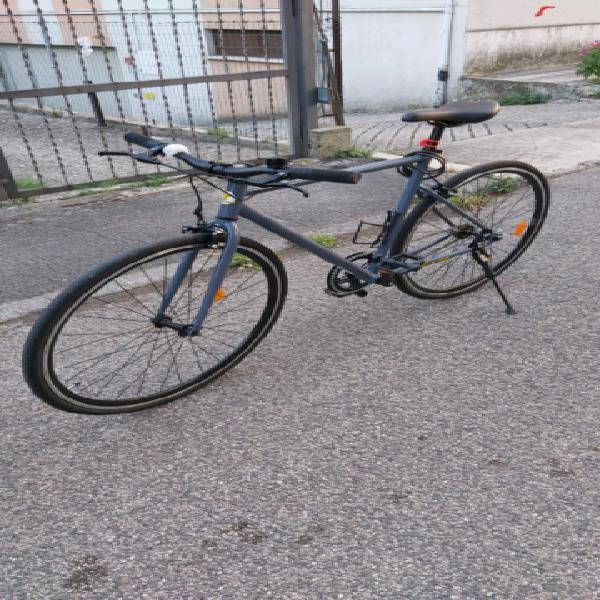 Fixed bici uomo nuova