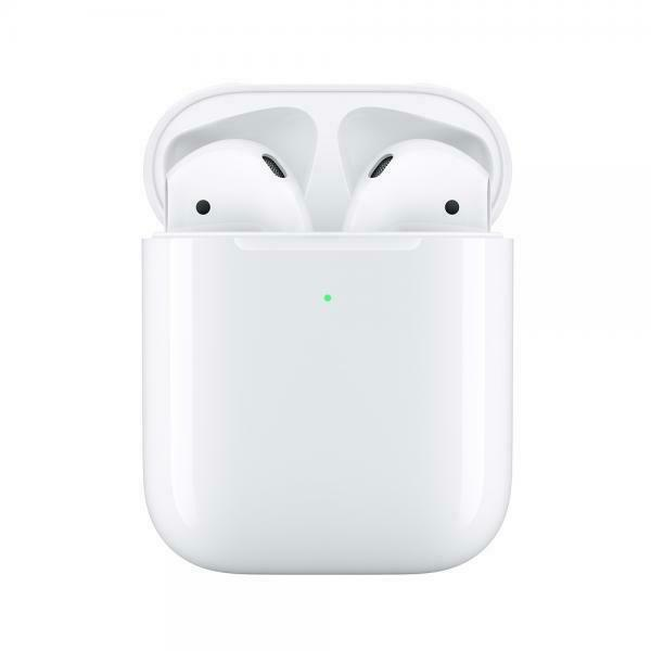 Acc. apple airpods headphone wireless charging case 2019