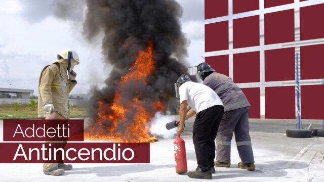 Corso addestramento addetti antincendio | 4