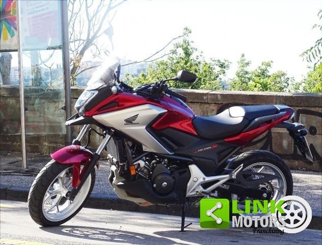 Honda nc 750 x dct abs - zero sinistri - unico proprietario