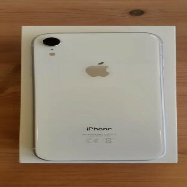 Iphone xr 128 gb bianco usato