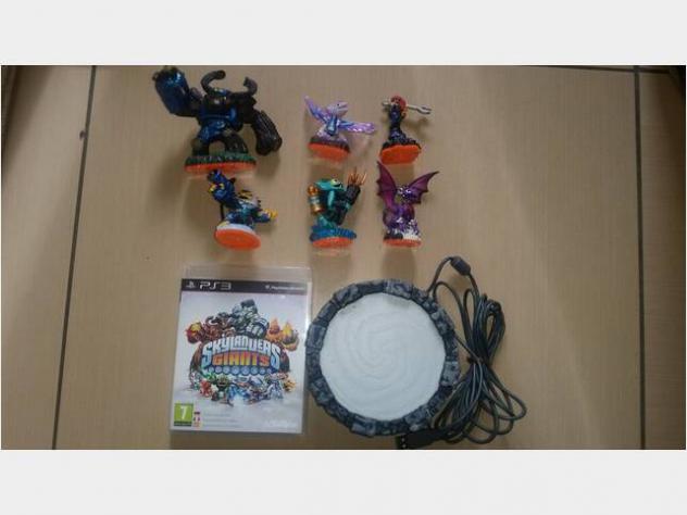 Skylanders giants activision playstation 3 game usato