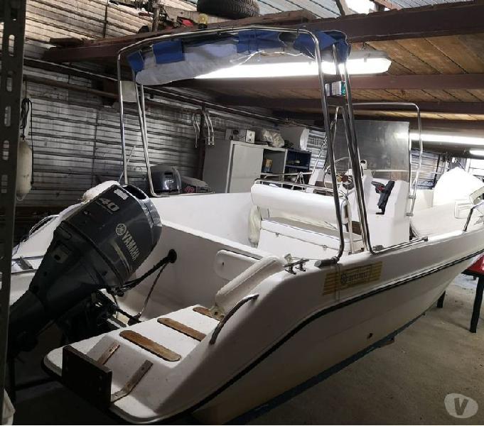 Barca open mimi 6 cv40 60 4t yamaha
