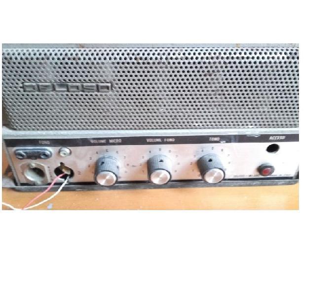 GELOSO -Amplificatore Audio Vintage