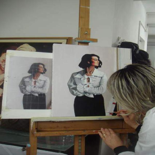 Corsi di pittura e disegno a genova