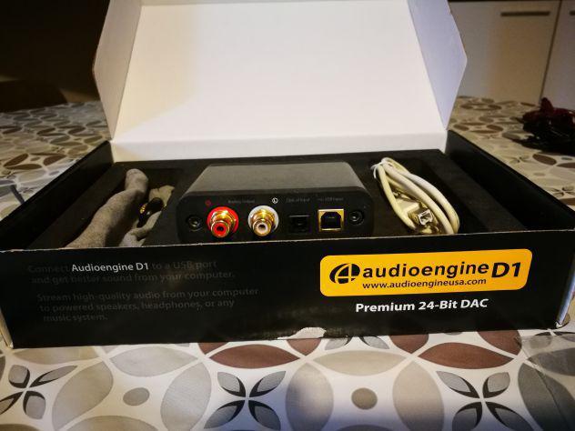 Dac audio engine d1