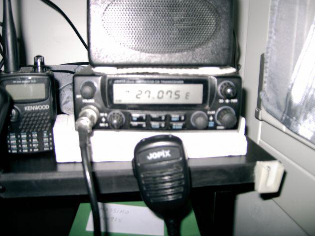 Radio cb am fm ssb jopix itaca