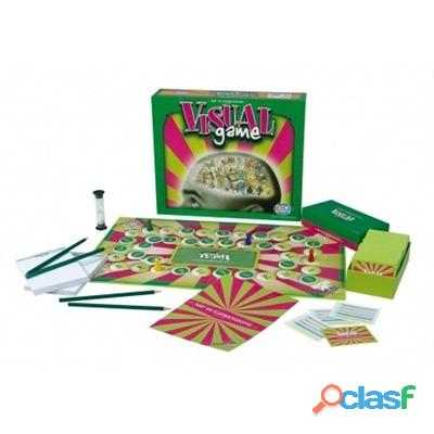 Visual game. il gioco delle parole disegnate editrice giochi nuovo