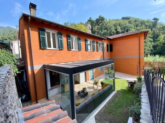 Casa semindipendente in vendita a capanne - montignoso 102