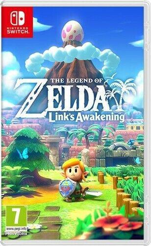 Nintendo the legend of zelda: link's awakening (swi)