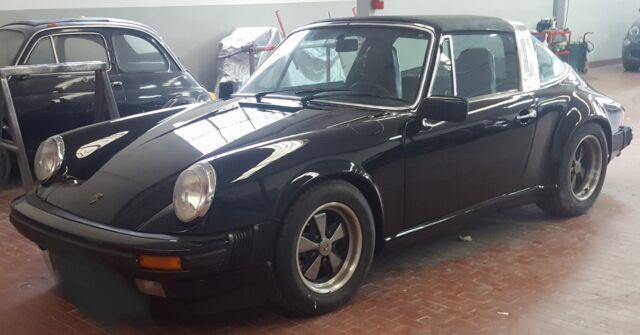 Porsche 911 targa 1970...semplicemente unica