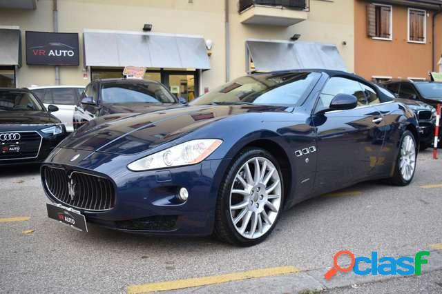 Maserati grancabrio benzina in vendita a verona (verona)