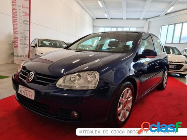Volkswagen golf 6ª serie diesel in vendita a casarsa della delizia (pordenone)