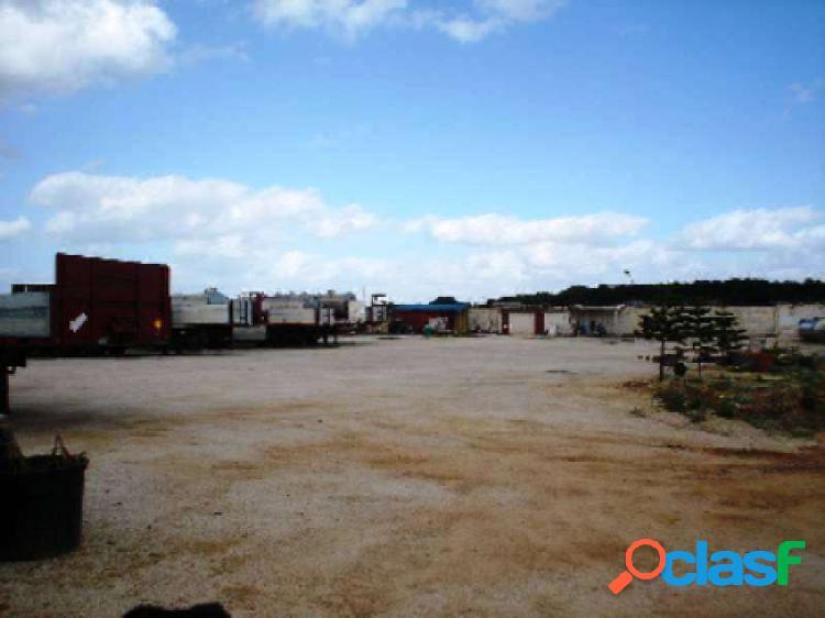 Terreno industriale