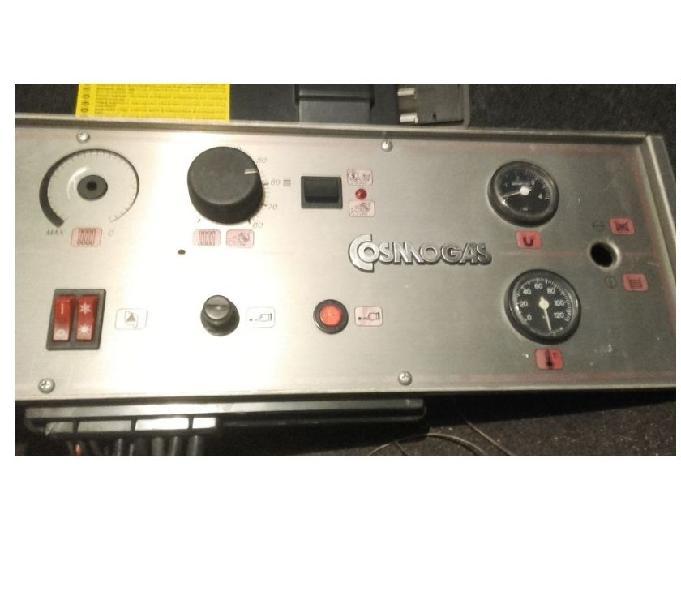 Cosmogas-scheda elettronica e pannello di controllo e comand
