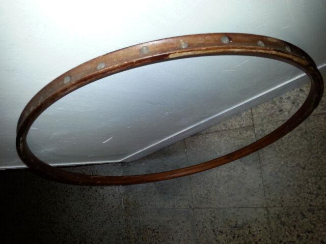 Cerchio in legno bici corsa anni 30