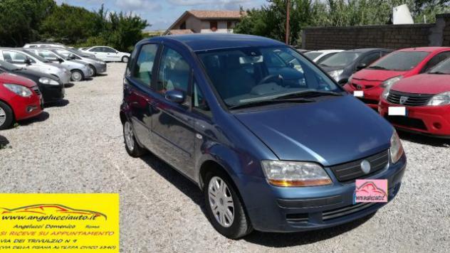 Fiat idea 1.3 mjt 70cv van dynamic 4 posti (n1) rif.