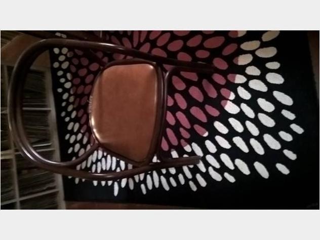 Sedia poltroncina in legno