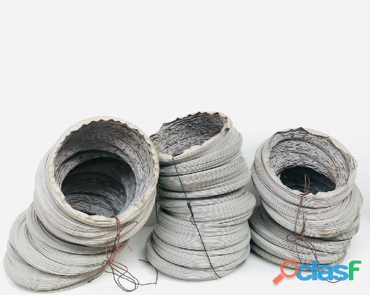 Aria tubo termoresistente flessibile d. 28 e d. 30