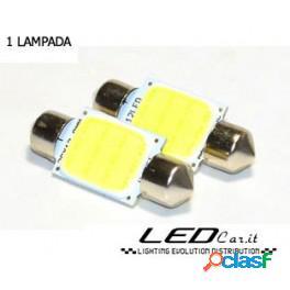 Siluro c5w 36mm 3w led cob unico