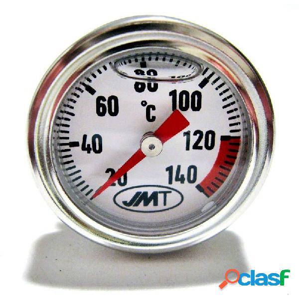 Termometro olio per suzuki dr 650 r fondo bianco